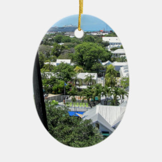 Key West 2016 (203) Ceramic Oval Ornament