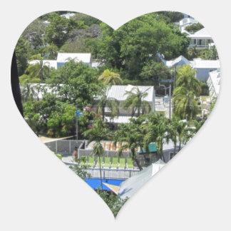 Key West 2016 (203) Heart Sticker