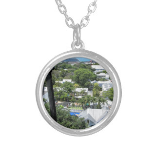 Key West 2016 (203) Silver Plated Necklace