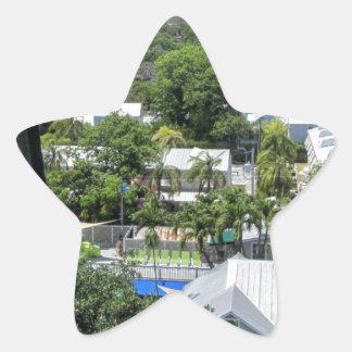 Key West 2016 (203) Star Sticker