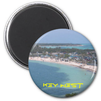Key West Beach Magnet