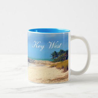 Key West Beach Mug