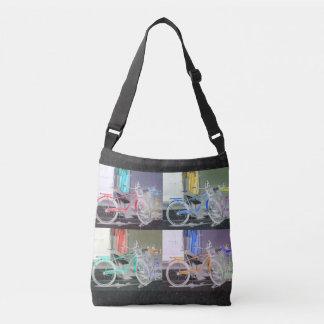 Key West Bicycle Crossbody Bag