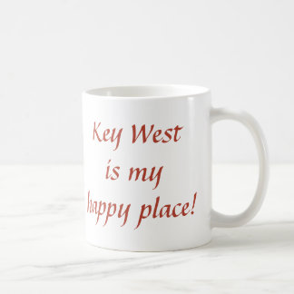 Key West Bike Mug