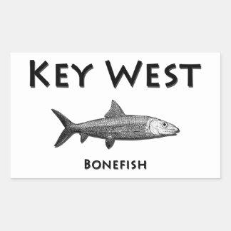 Key West Bonefish Sticker