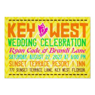KEY WEST Destination Invitation