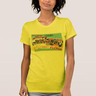 Key West Florida FL Old Vintage Travel Souvenir T-Shirt