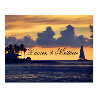 Key West Florida ... get away from it all Postcard