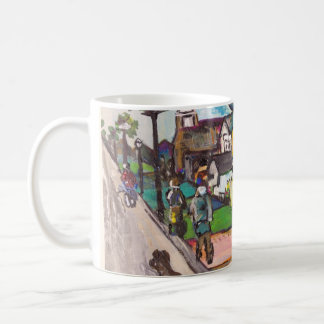 Key West Florida Painting #1 Coffee Mug