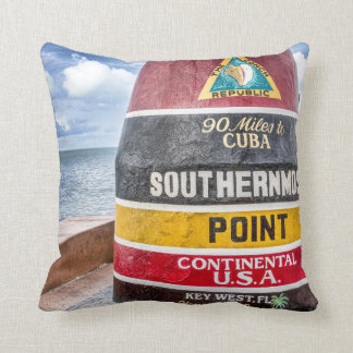 Key West Florida Pillow