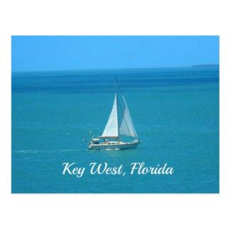 Key West, Florida Postcard