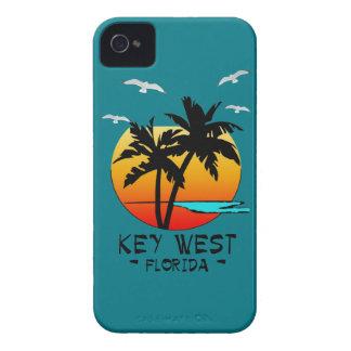 KEY WEST FLORIDA TROPICAL DESTINATION Case-Mate iPhone 4 CASES