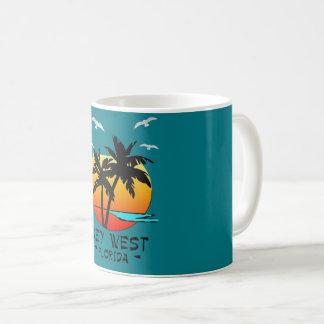 KEY WEST FLORIDA TROPICAL DESTINATION COFFEE MUG