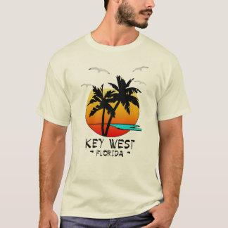 KEY WEST FLORIDA TROPICAL DESTINATION T-Shirt