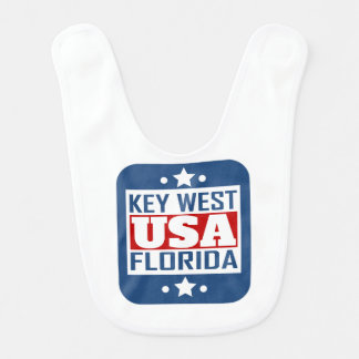 Key West Florida USA Bib