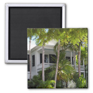 Key West House 1 Magnet