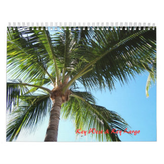 Key West & Key Largo Wall Calendars