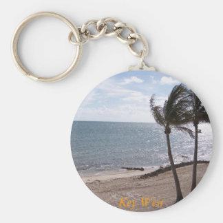 Key West Keychain