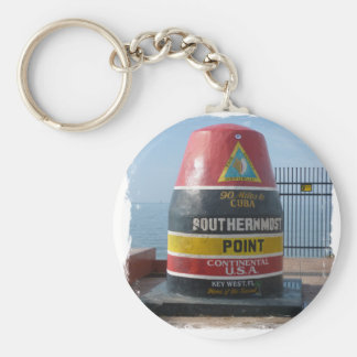 Key West Keychain