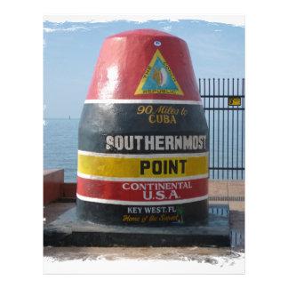 Key West Letterhead Design