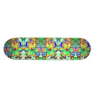 Key West Lily Skateboard Deck