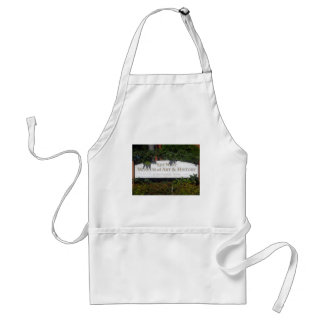 Key West Museum of Art and History Standard Apron