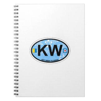 Key West. Notebooks