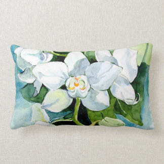 Key West Orchid Pillow