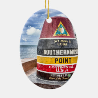 Key West Ornament