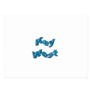 Key West Post Cards