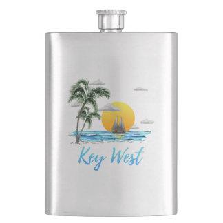 Key West Sailing Flask