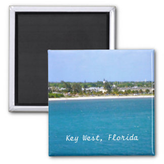 Key West Shoreline Magnet