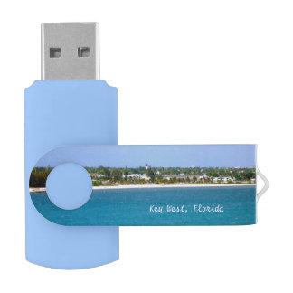 Key West Shoreline Swivel USB 3.0 Flash Drive