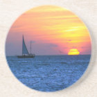 Key West Sunset Coaster