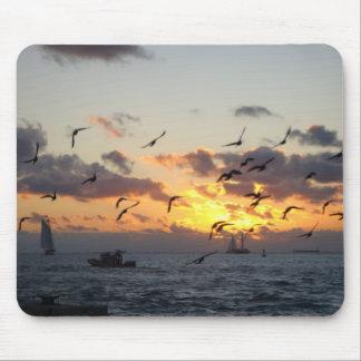 Key West Sunset Mouse Pad
