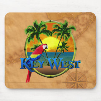 Key West Sunset Mouse Pad