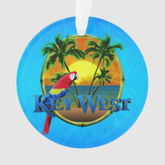 Key West Sunset Ornament