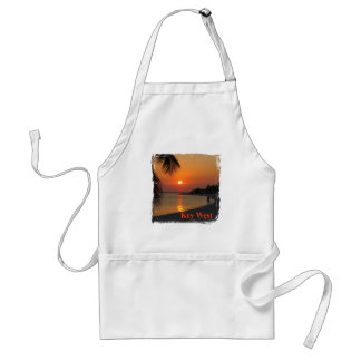 Key West Sunset Standard Apron
