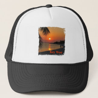 Key West Sunset Trucker Hat