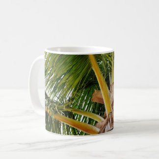 Key West,Tropical, Palm Tree Coffee Mug