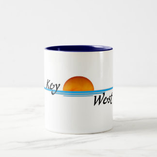 Key West Two-Tone Coffee Mug
