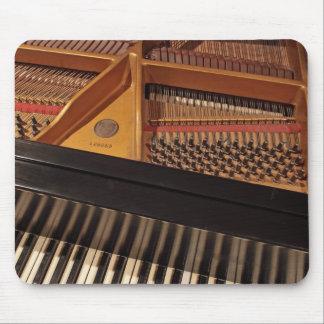 Keyboard and Pinblock Piano Mousepad