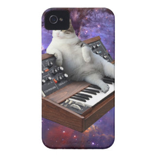 keyboard cat - cat memes - crazy cat iPhone 4 covers