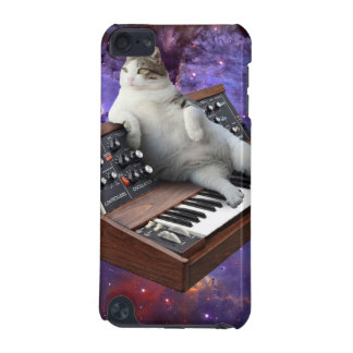 keyboard cat - cat memes - crazy cat iPod touch 5G covers