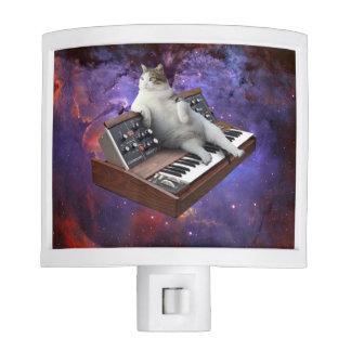 keyboard cat - cat memes - crazy cat night lights