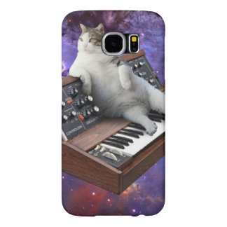 keyboard cat - cat memes - crazy cat samsung galaxy s6 case
