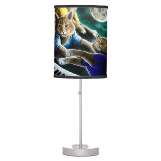 keyboard cat - cat music - cat memes table lamp