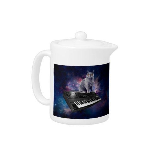 keyboard cat - cat music - space cat