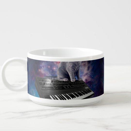 keyboard cat - cat music - space cat chili bowl