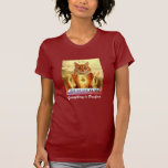 keyboard Cat Church lady shirt
